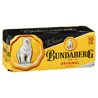 Bundaberg Rum & Cola 10x375ml