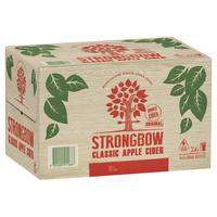 STRONGBOW CLASSIC BTL 24x355ML