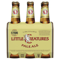 LITTLE CREAT PALE BTL  6x330ML