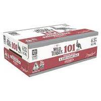 WILD TURKEY 101&C ZERO24x375ML